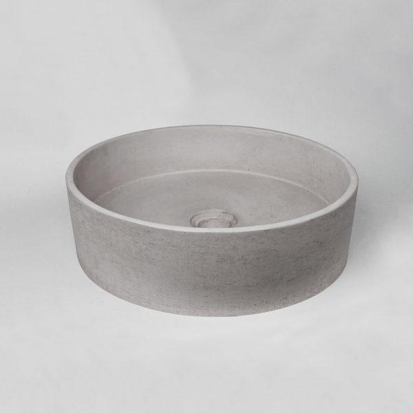 Wirli cylinder concrete basin