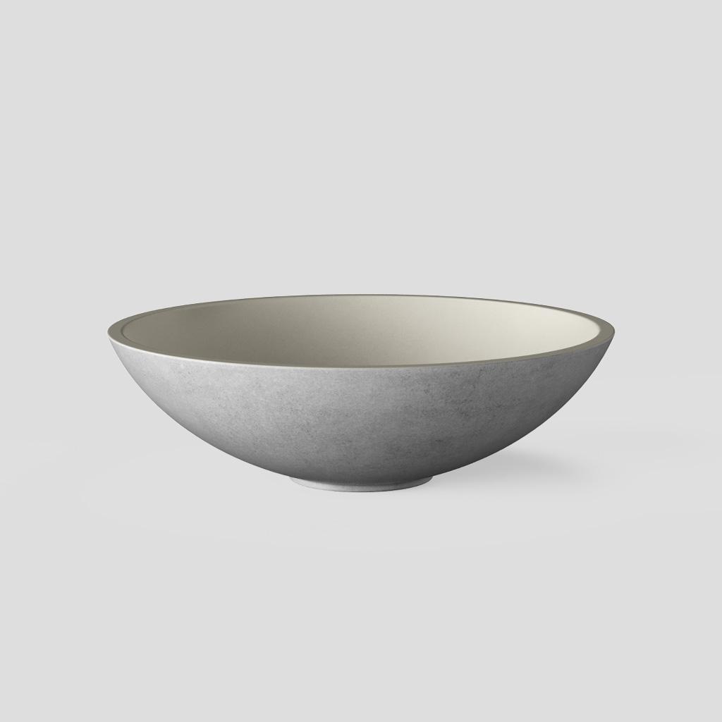Big Boya concrete bowl basin