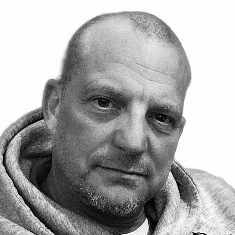 Jake Harding - Production Director at Concrete Studio